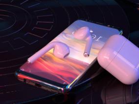 耳机 Airpods 无线耳机曲面屏 手机