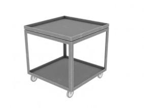 铁橱子 铁柜子  3d模型