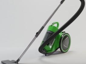 吸尘器  3d模型