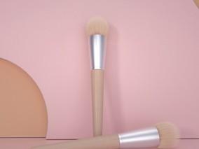 化妆刷  3d模型