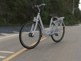 自行车 山地车