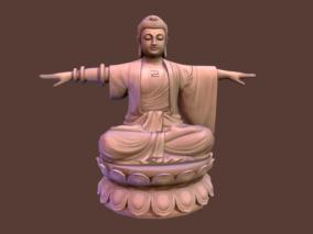 手绘 如来佛 石像 菩萨 雕像 菩萨 佛像 低面佛像 佛 雕塑 寺庙 佛教 佛殿