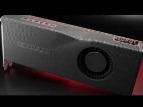 显卡 AMD5700xt 3d模型