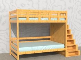 儿童床 高低床 架子床