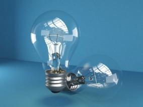 灯泡3D模型