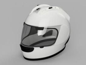 头盔3D模型