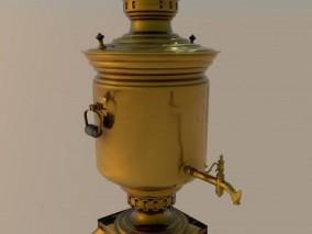 啤酒桶 威士忌桶 茶壶 发酵桶 酿酒器 萨姆瓦茶饮 制造罐 酿酒精酿 3d模型