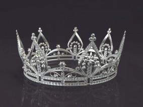 钻石皇冠3d模型