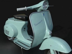 摩托车  复古摩托车
