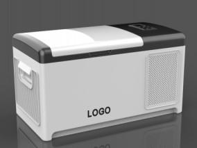 培养箱 储物柜 小冰箱 旅游小冰箱 便携冰箱 车载冰箱 3d模型