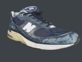 新百伦 运动鞋 NewBalance 3d模型