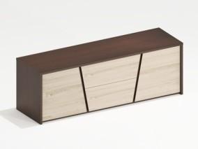 电视柜装饰柜鞋柜储物柜3d模型