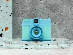 相机 数码相机 单反 手持相机 旅游 产品 广告 可爱相机 泡泡机3d模型