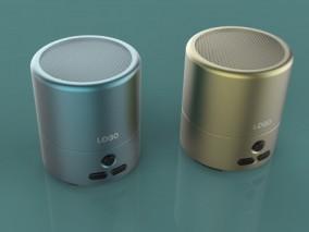 音响 蓝牙音箱 小型 迷你音响 车载音响 小音箱 低音炮 个性音响3d模型