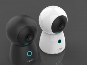 摄像头 探头 监控器 监视器 安全监控设备 秒拍摄像头 监控摄像头 3d模型