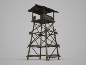 哨塔 瞭望塔