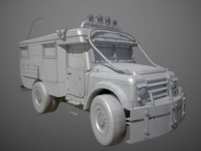 卡车 运输车 装甲车