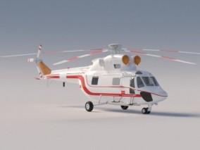 多用途直升机 直升机 救援直升机