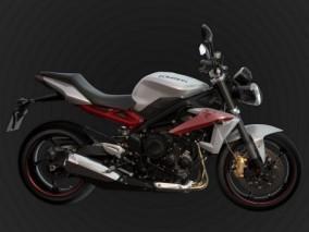 凯旋2014 摩托车