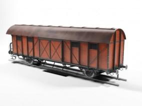 厢式货车 火车车厢 铁路货车