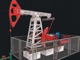 油泵   油井
