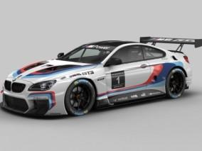 2016款 宝马 M6 GT3 赛车
