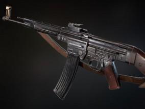 自动步枪 冲锋枪 轻机枪 军事枪械
