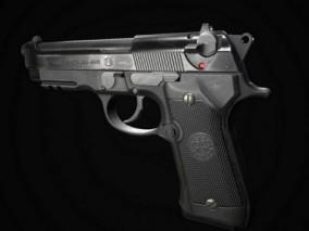 手枪  贝雷塔 M92A1