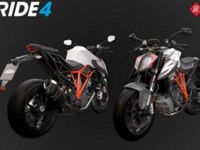 KTM 摩托车 2019