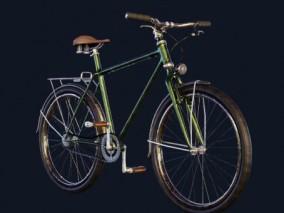 自行车 3D模型