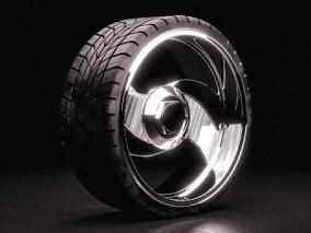 轮胎 轮毂 汽车配件