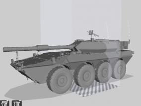 8X8装甲车 坦克