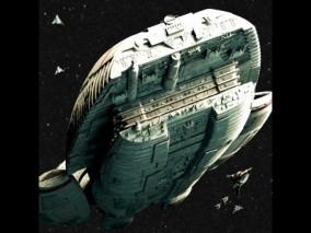 宇宙飞船 星际飞船 科幻飞行器 太空母舰