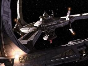 ufo 飞碟 科幻飞行器 宇宙飞船 星际战舰 3d模型