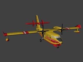 水上飞机 水路两栖 飞机 私人战机 老式飞机 美式飞机 螺旋桨式飞机 民用飞机 小型飞机 跳伞飞机