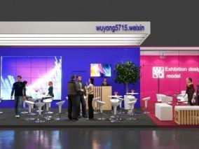 展览 展示 展厅 3d模型