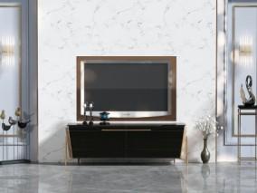 电视机柜 3d模型