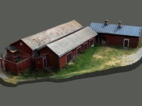马厩 仓库 棚屋 厂房 库房 剪羊毛棚 挤奶棚 西方农场 老式房子 木头房子 木板房屋