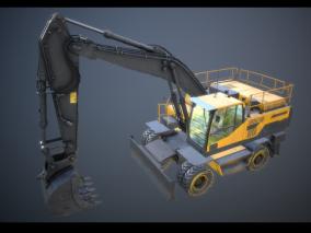 工程车 矿车 挖掘机 铲车 钻机 卡车 皮卡 工地 吊车 挖土机 汽车 警车 吉普车 出租车 巴士