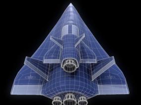 中国无人亚轨道运载飞机 + 中国无人宇宙飞船