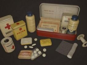 医药箱 医疗包 药品