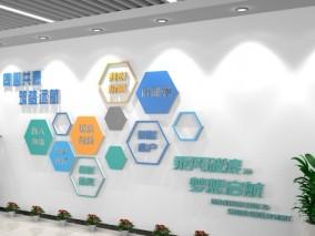 企业文化墙 公司文化墙 发展历程