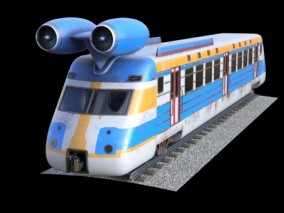 地铁  火车