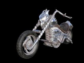 摩托车   车