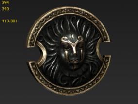 盾牌 铁盾