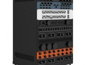 音响 音频混频器 调音 打碟设备 控制器 音效 调音器 DJ 打碟机 3d模型
