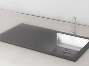 水槽 洗手池 洗碗池 盥洗台 洗漱台 洗手盆 简模 写实 洗手池 卫生间 厕所 洗漱 厨房 洗菜池
