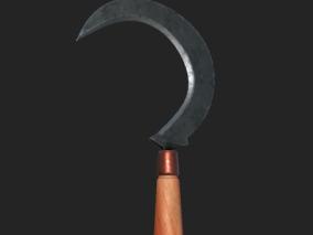 镰刀 手刀 镰形刀