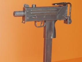 UZI 冲锋枪 枪械 武器