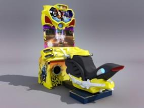 游戏机 电玩城 游乐设备 电玩 赛车游戏机 街机
